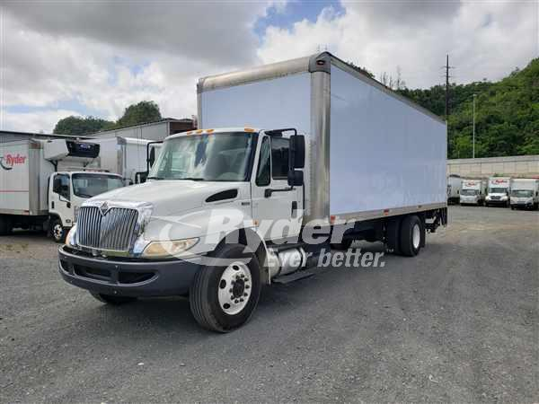 2013 NAVISTAR INTERNATIONAL 4300 BOX VAN TRUCK #662285