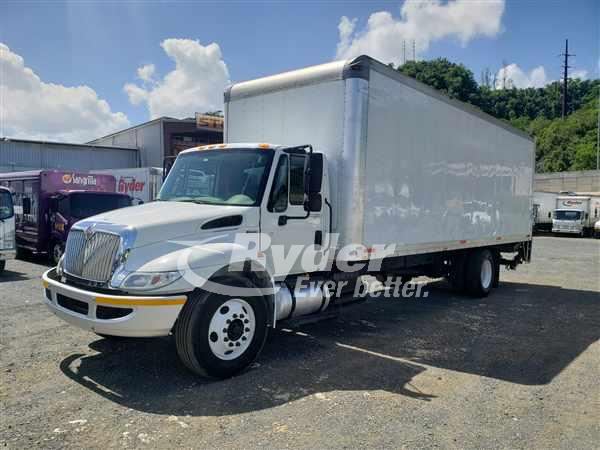 2013 NAVISTAR INTERNATIONAL 4300 BOX VAN TRUCK #662286