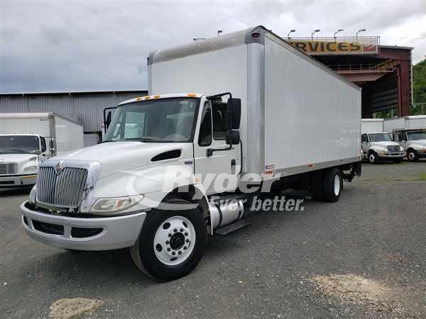 USED 2013 NAVISTAR INTERNATIONAL 4300 BOX VAN TRUCK #662863