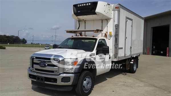2012 FORD F550 REEFER TRUCK #669268