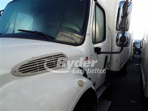 2013 FREIGHTLINER M2 106 BOX VAN TRUCK #663916