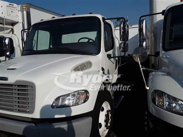 USED 2013 FREIGHTLINER M2 106 CAB CHASSIS TRUCK #661378