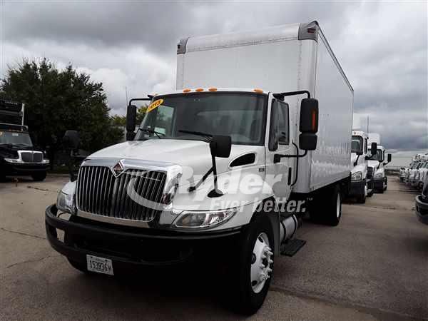 2013 NAVISTAR INTERNATIONAL 4300 BOX VAN TRUCK #665153