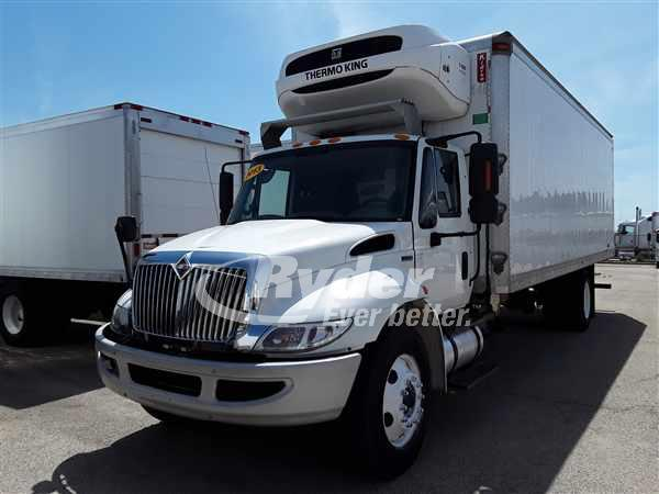 USED 2013 NAVISTAR INTERNATIONAL 4300 REEFER TRUCK #662089