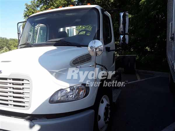 USED 2013 FREIGHTLINER M2 106 CAB CHASSIS TRUCK #663207