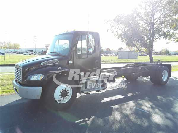2013 FREIGHTLINER M2 106 CAB CHASSIS TRUCK #669244