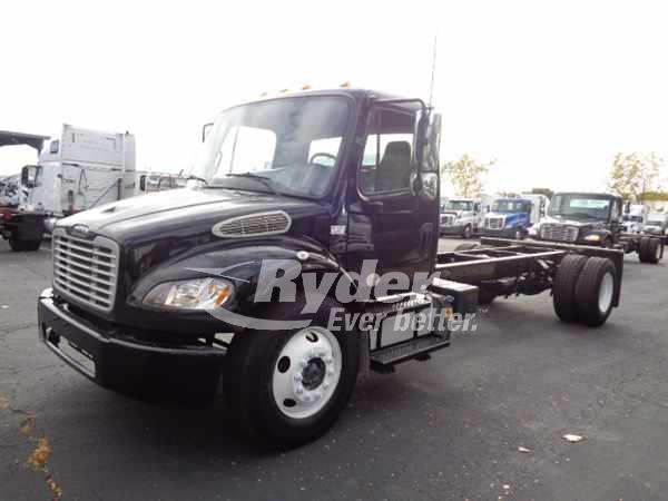 2013 FREIGHTLINER M2 106 CAB CHASSIS TRUCK #669267