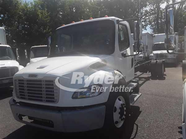 2014 FREIGHTLINER M2 106 CAB CHASSIS TRUCK #662933