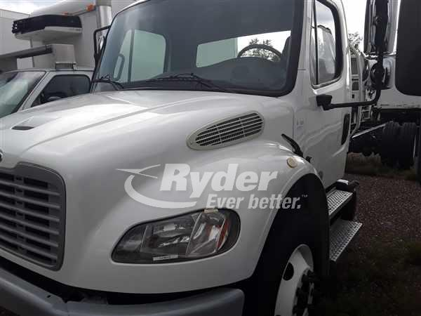2014 FREIGHTLINER M2 106 CAB CHASSIS TRUCK #662934
