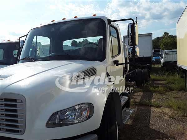 2014 FREIGHTLINER M2 106 CAB CHASSIS TRUCK #663215