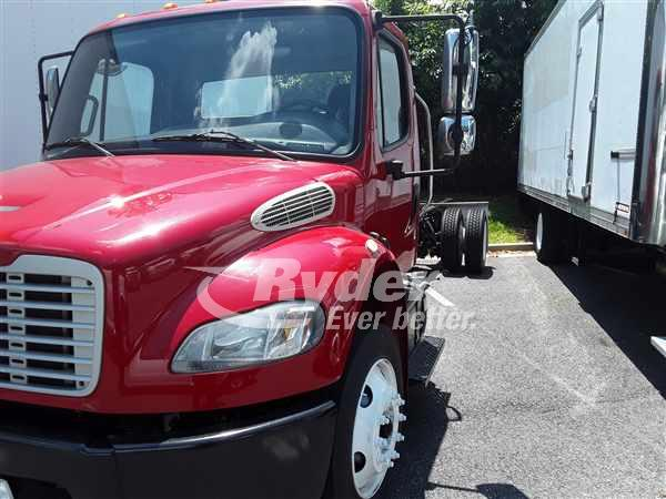 2014 FREIGHTLINER M2 106 CAB CHASSIS TRUCK #662228
