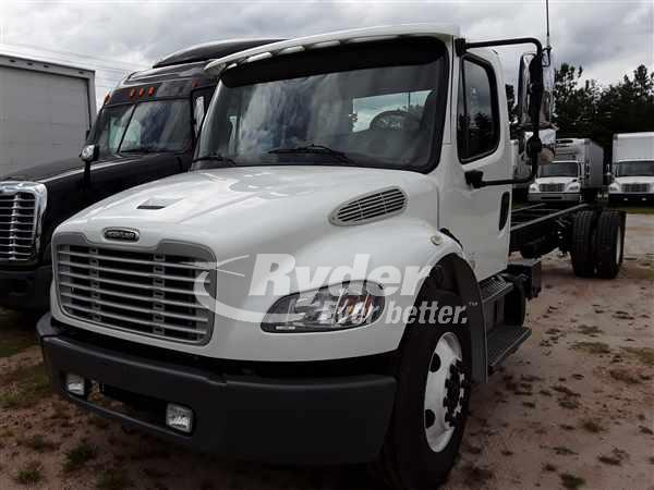 2014 FREIGHTLINER M2 106 CAB CHASSIS TRUCK #663181