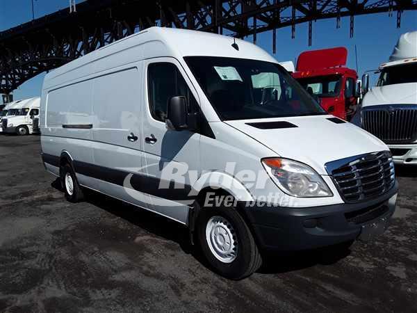 USED 2013 MERB F2CA170E CARGO VAN TRUCK #660253