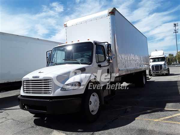 2012 FREIGHTLINER M2 106 BOX VAN TRUCK #661299