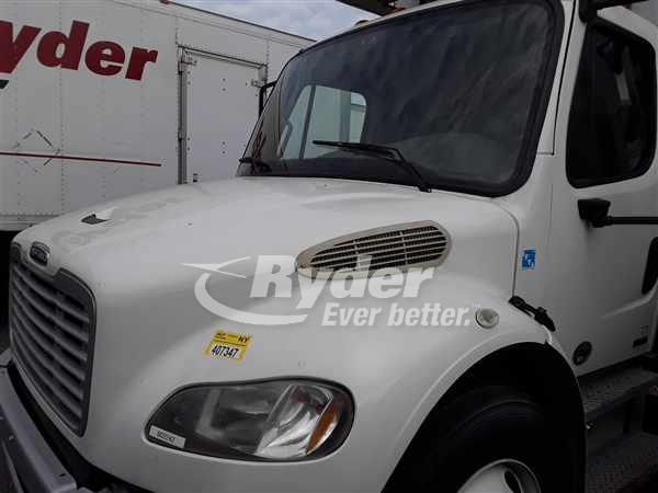 USED 2012 FREIGHTLINER M2 106 REEFER TRUCK #664127
