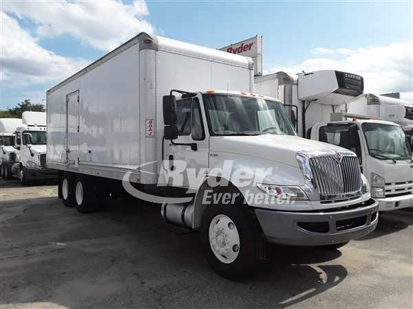 2011 NAVISTAR INTERNATIONAL 4400 BOX VAN TRUCK #663549