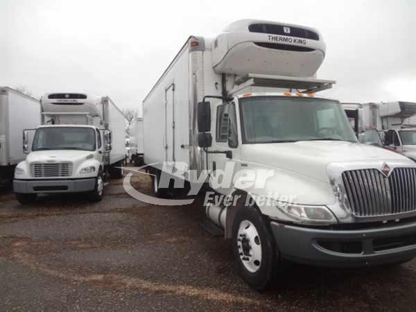 USED 2011 NAVISTAR INTERNATIONAL 4300 REEFER TRUCK #662001