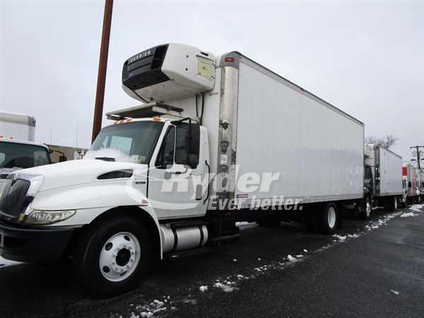 2011 NAVISTAR INTERNATIONAL 4300 REEFER TRUCK #661722