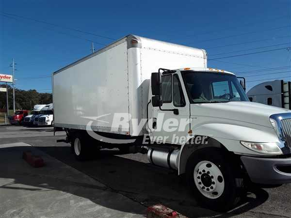 USED 2011 NAVISTAR INTERNATIONAL 4300 BOX VAN TRUCK #669130