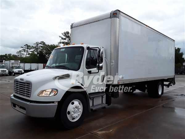 2012 FREIGHTLINER M2 106 BOX VAN TRUCK #663954