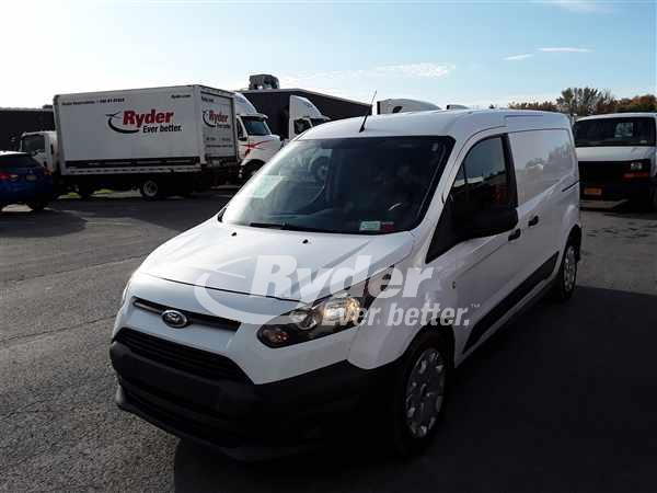 USED 2015 FORD TRANSIT CONNECT XLT PANEL VAN TRUCK #669137
