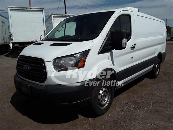 USED 2016 FORD TRANSIT 250 PANEL VAN TRUCK #662891