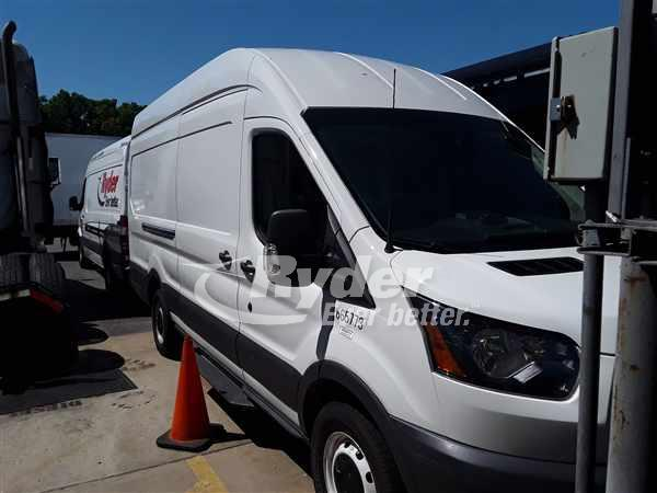 USED 2016 FORD TRANSIT 250 PANEL VAN TRUCK #668359