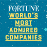 Fortune World's Most Admired Companies logo