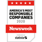Newsweek America's Most Responsible Companies 2020