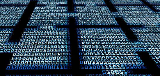 Supply Chain Blockchain binary code