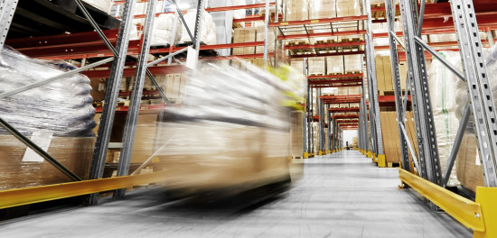 Supply chain speed-to-delivery