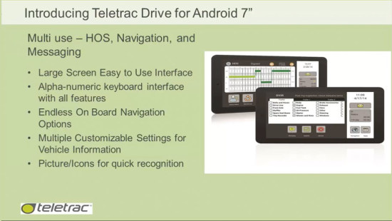 Introducing Teletrac for Android