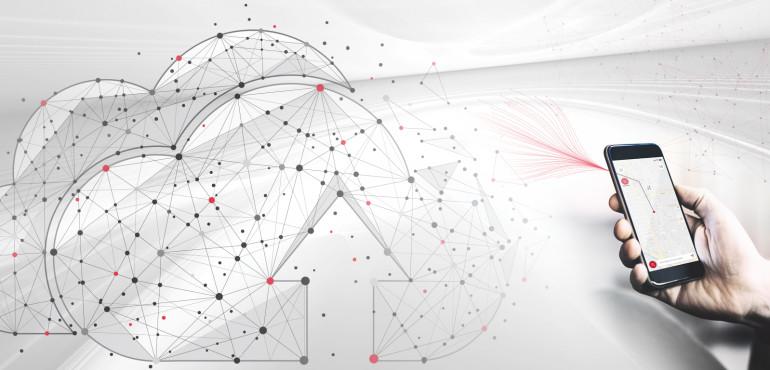 Data digitization cloud