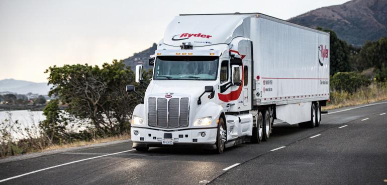 Trucks Powered by Ike