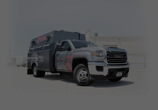Ryder Mobile Maintenance Truck