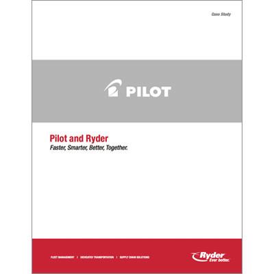 Pilot Pen Case Study