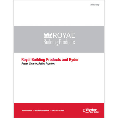 Royal Building Construction Materials Case Study