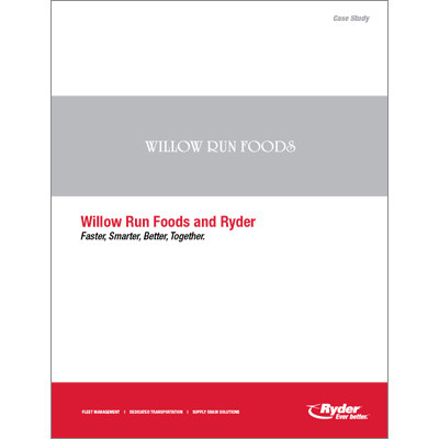 Willowrun Foods Case Study