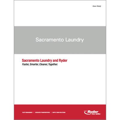 Sacramento Laundry Case Study