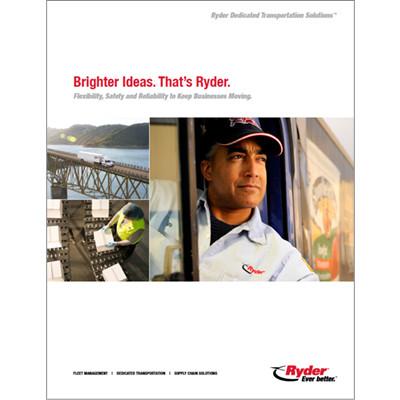Dedicated Transportation Capabilities Brochure