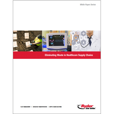 Healthcare Supply Chain Report Cover