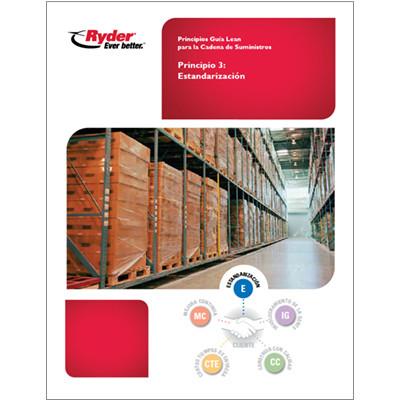 Standardize Processes Report