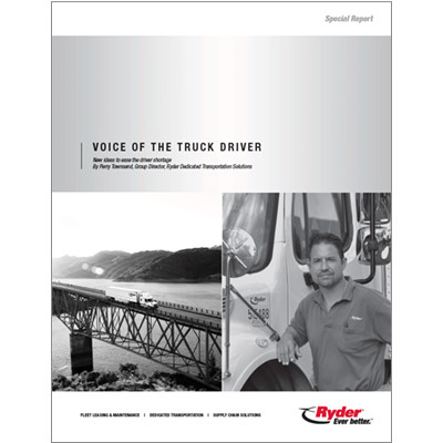 Voice of the Driver Report