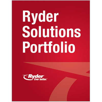 Ryder Solutions Capabilities Brochure