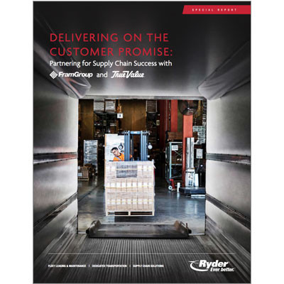 Delivering on the Customer Promise Report