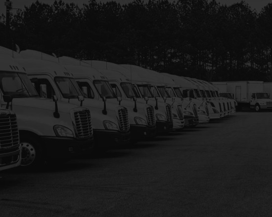 Sprinter vans in a parking lot