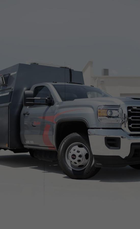 Ryder Mobile Maintenance Truck
