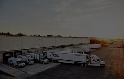 Truck by Loading Dock