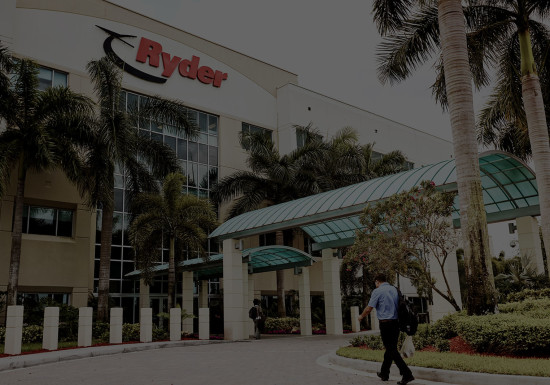 Ryder Miami Headquarters front view