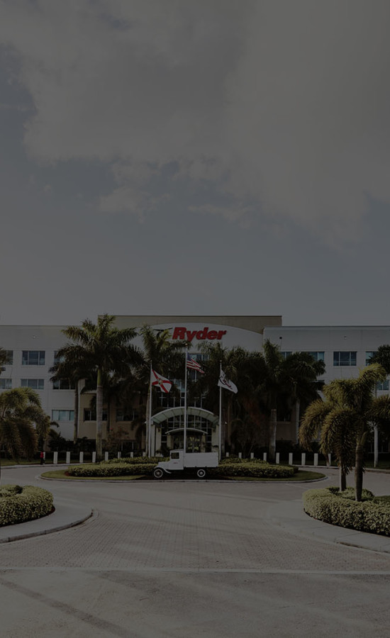 Ryder Miami Headquarters Front